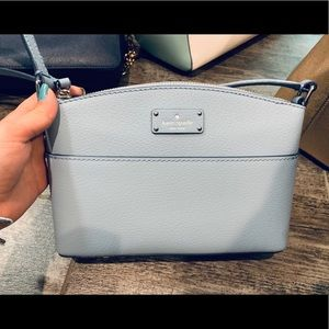 Kate Spade Baby Blue Crossbody Bag
